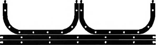 Прокладка маслянного поддона REINZ 71-37932-00 - изображение