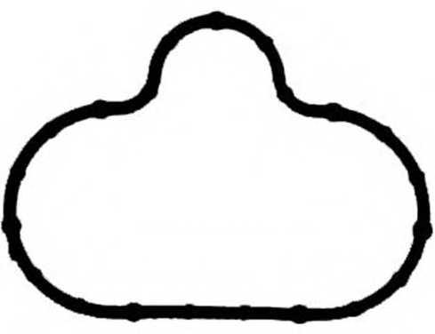 Прокладка впускного коллектора REINZ 71-38103-00 - изображение
