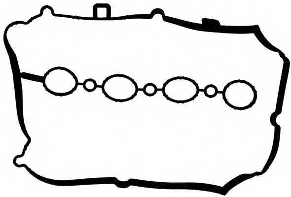 Прокладка крышки головки цилиндра REINZ 71-38166-00 - изображение