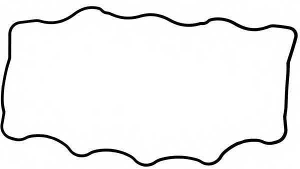 Прокладка крышки головки цилиндра REINZ 71-38167-00 - изображение