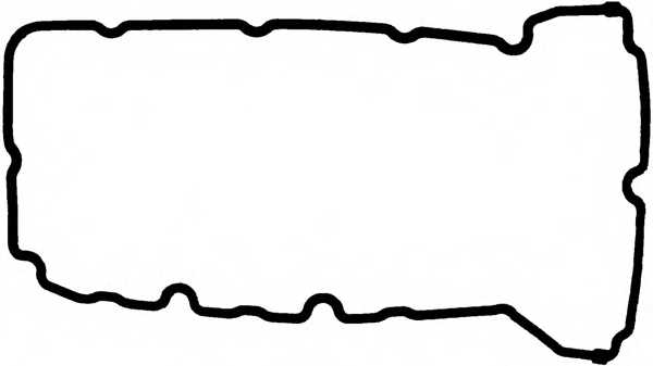 Прокладка крышки головки цилиндра REINZ 71-38172-00 - изображение
