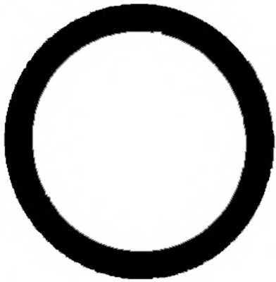 Прокладка крышки головки цилиндра REINZ 71-38552-00 - изображение