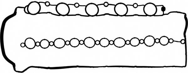 Прокладка крышки головки цилиндра REINZ 71-39301-00 - изображение