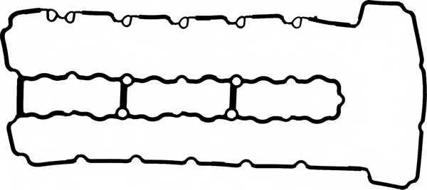 Прокладка крышки головки цилиндра REINZ 71-39366-00 - изображение