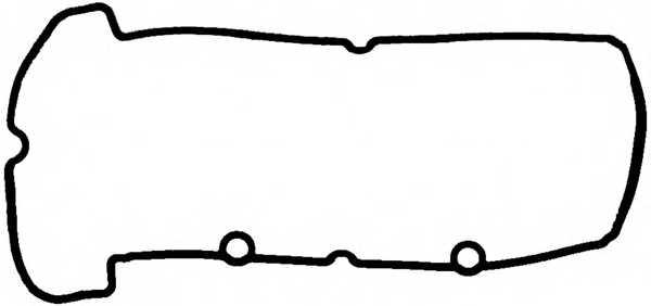 Прокладка крышки головки цилиндра REINZ 71-39372-00 - изображение