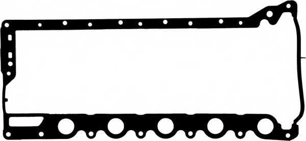 Прокладка впускного коллектора REINZ 71-39437-00 - изображение