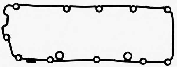 Прокладка крышки головки цилиндра REINZ 71-40482-00 - изображение