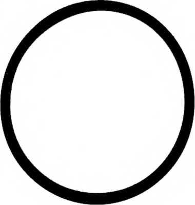 Прокладка впускного коллектора REINZ 71-40531-00 - изображение