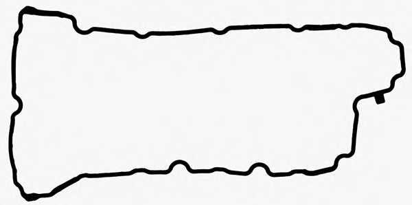 Прокладка крышки головки цилиндра REINZ 71-40676-00 - изображение