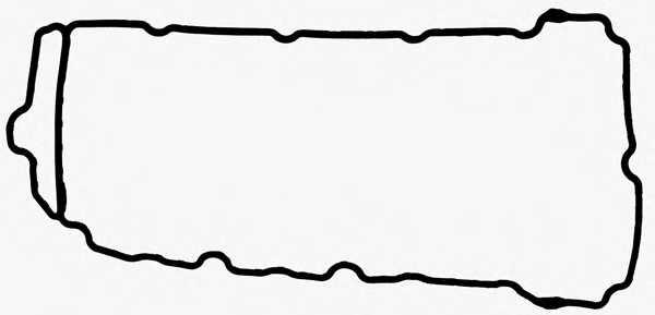 Прокладка крышки головки цилиндра REINZ 71-40708-00 - изображение