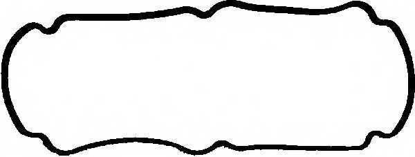 Прокладка крышки головки цилиндра REINZ 71-52167-00 - изображение