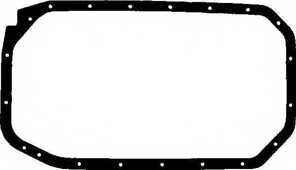 Прокладка маслянного поддона REINZ 71-52229-00 - изображение