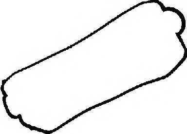 Прокладка крышки головки цилиндра REINZ 71-52357-00 - изображение