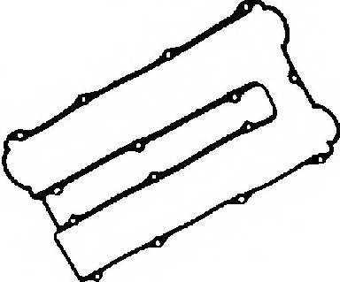 Прокладка крышки головки цилиндра REINZ 71-52434-00 - изображение