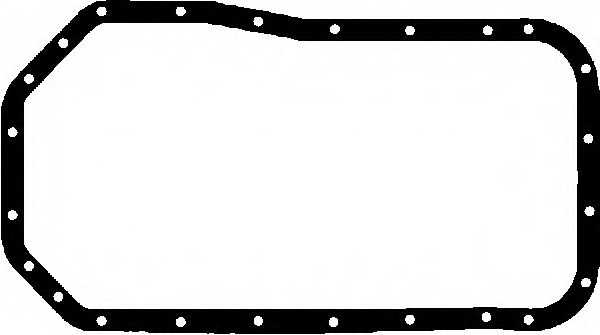 Прокладка маслянного поддона REINZ 71-52462-00 - изображение