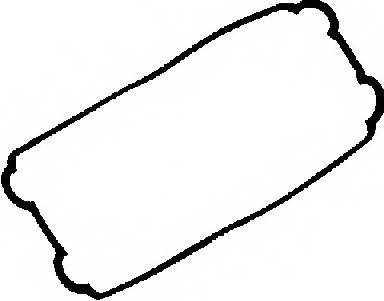 Прокладка крышки головки цилиндра REINZ 71-52544-00 - изображение