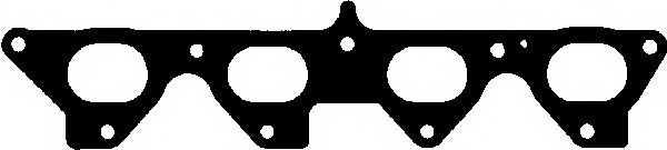 Прокладка выпускного коллектора REINZ 71-52662-00 - изображение