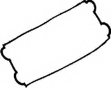 Прокладка крышки головки цилиндра REINZ 71-52671-00 - изображение