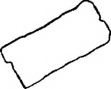 Прокладка крышки головки цилиндра REINZ 71-52706-00 - изображение