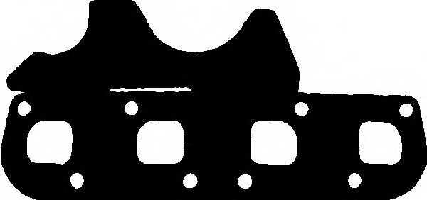 Прокладка выпускного коллектора REINZ 71-52848-00 - изображение