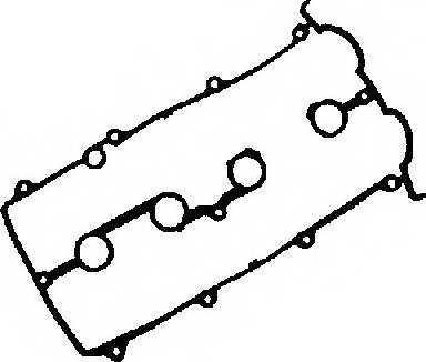 Прокладка крышки головки цилиндра REINZ 71-52861-00 - изображение