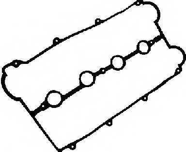 Прокладка крышки головки цилиндра REINZ 71-52871-00 - изображение
