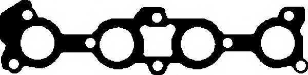 Прокладка выпускного коллектора REINZ 71-52891-00 - изображение