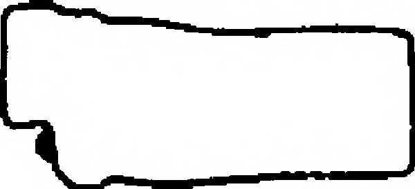 Прокладка крышки головки цилиндра REINZ 71-52976-00 - изображение