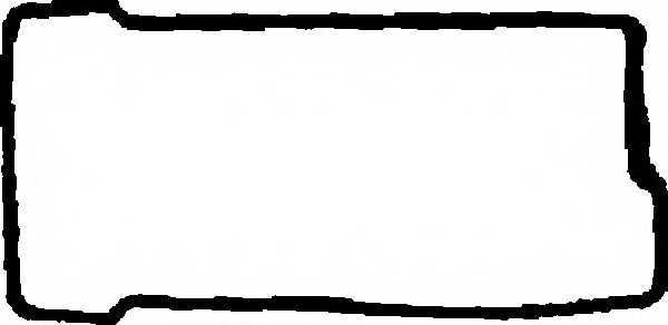 Прокладка крышки головки цилиндра REINZ 71-52977-00 - изображение