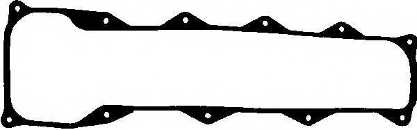 Прокладка крышки головки цилиндра REINZ 71-53001-00 - изображение