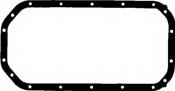 Прокладка маслянного поддона REINZ 71-53002-00 - изображение