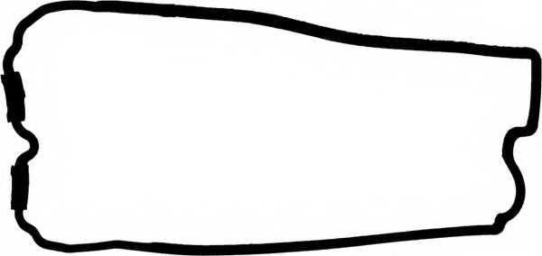 Прокладка крышки головки цилиндра REINZ 71-53084-00 - изображение