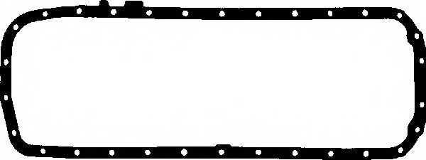 Прокладка маслянного поддона REINZ 71-53097-00 - изображение
