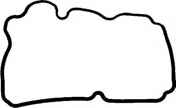 Прокладка крышки головки цилиндра REINZ 71-53137-00 - изображение