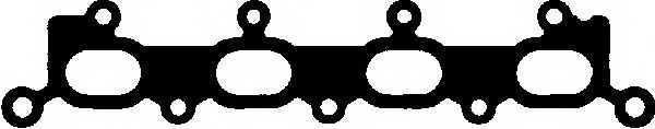 Прокладка выпускного коллектора REINZ 71-53186-00 - изображение