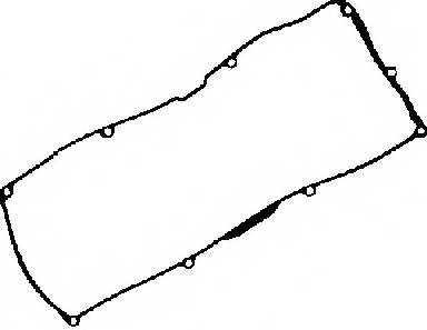 Прокладка крышки головки цилиндра REINZ 71-53448-00 - изображение