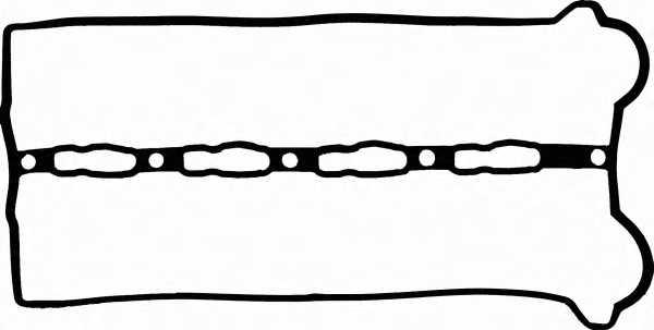 Прокладка крышки головки цилиндра REINZ 71-53466-00 - изображение
