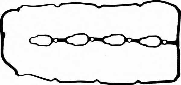 Прокладка крышки головки цилиндра REINZ 71-53496-00 - изображение