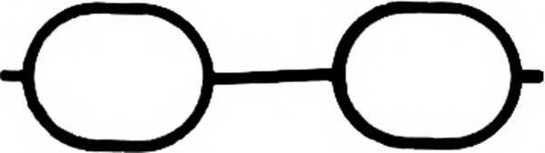 Прокладка впускного коллектора REINZ 71-53591-00 - изображение