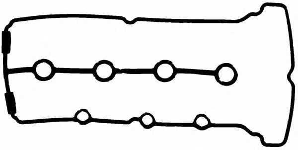 Прокладка крышки головки цилиндра REINZ 71-53702-00 - изображение