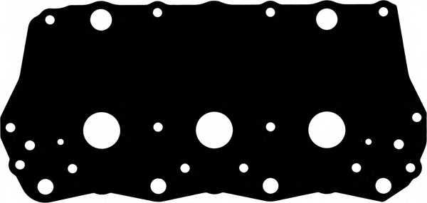 Прокладка крышки головки цилиндра REINZ 71-53893-00 - изображение