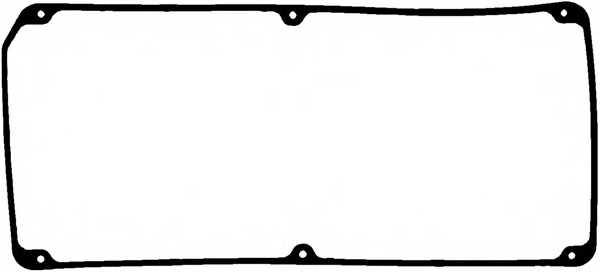 Прокладка крышки головки цилиндра REINZ 71-53904-00 - изображение