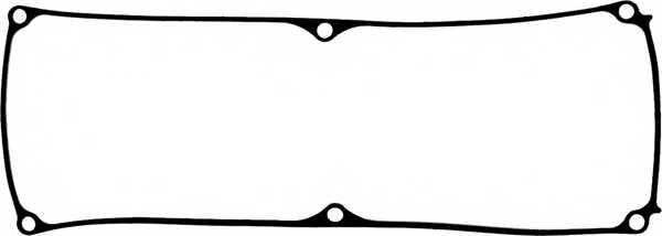 Прокладка крышки головки цилиндра REINZ 71-53923-00 - изображение