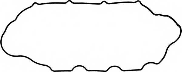 Прокладка крышки головки цилиндра REINZ 71-54011-00 - изображение