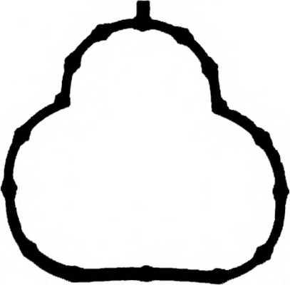 Прокладка впускного коллектора REINZ 71-54049-00 - изображение