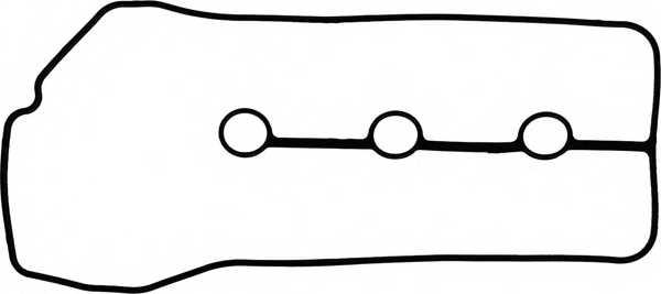 Прокладка крышки головки цилиндра REINZ 71-54121-00 - изображение