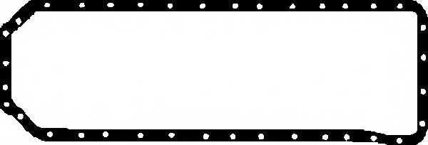 Прокладка маслянного поддона REINZ 71-83012-00 - изображение