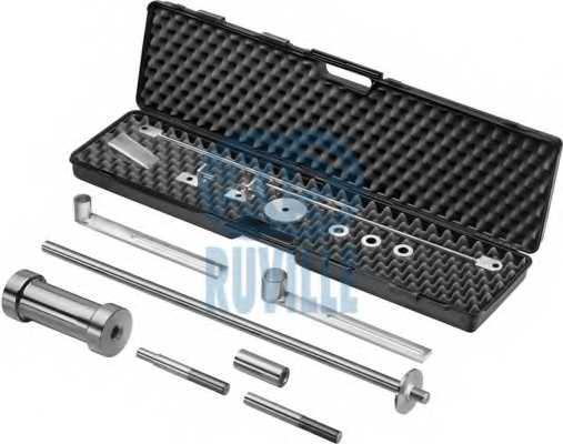 Комплект монтажного инструмента, осевая цапфа (балка моста) RUVILLE 1002240 - изображение