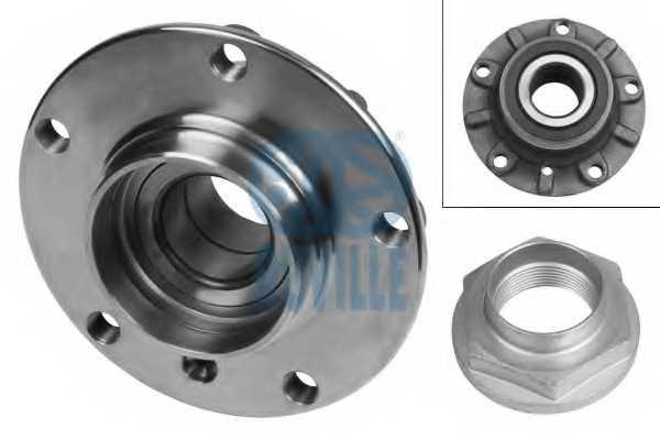 Комплект подшипника ступицы колеса RUVILLE 5026 - изображение