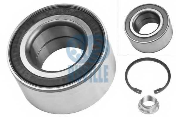 Комплект подшипника ступицы колеса RUVILLE 5027 - изображение